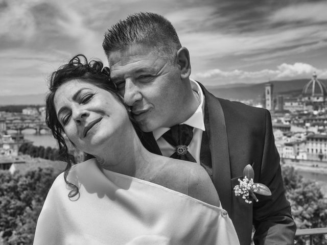 Le nozze di Alessandra e Silvano