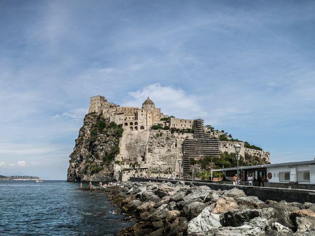 Il matrimonio di Domenico e Elisabetta a Ischia, Napoli 2