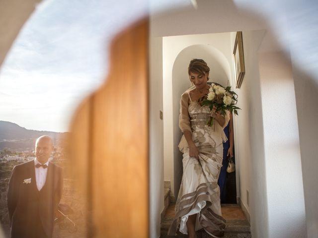 Il matrimonio di Domenico e Elisabetta a Ischia, Napoli 10