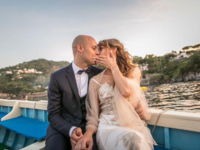 Il matrimonio di Domenico e Elisabetta a Ischia, Napoli 22