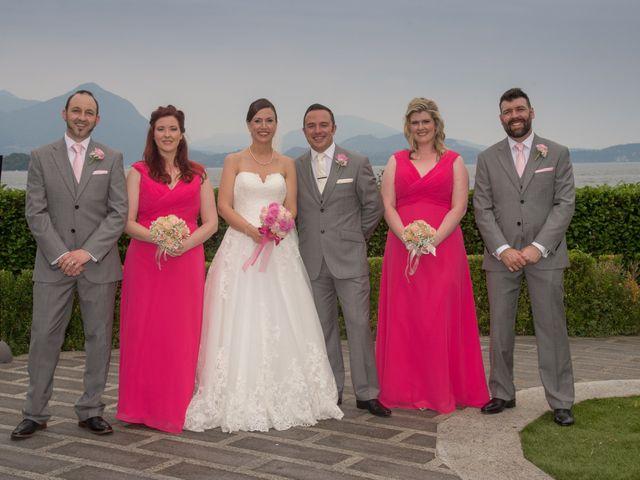 Il matrimonio di Barry e Lynsey a Baveno, Verbania 10
