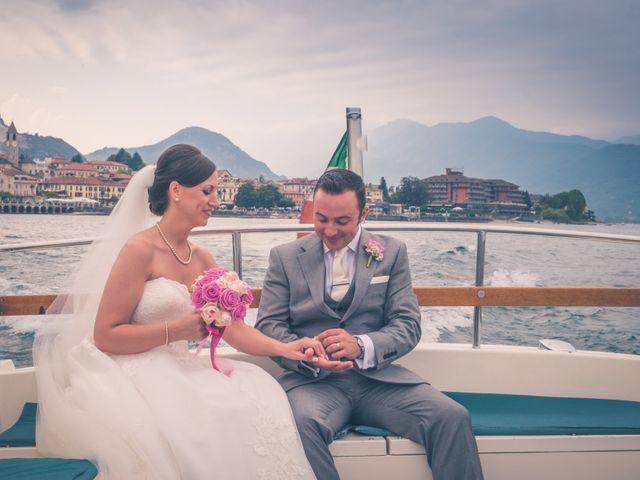 Il matrimonio di Barry e Lynsey a Baveno, Verbania 1