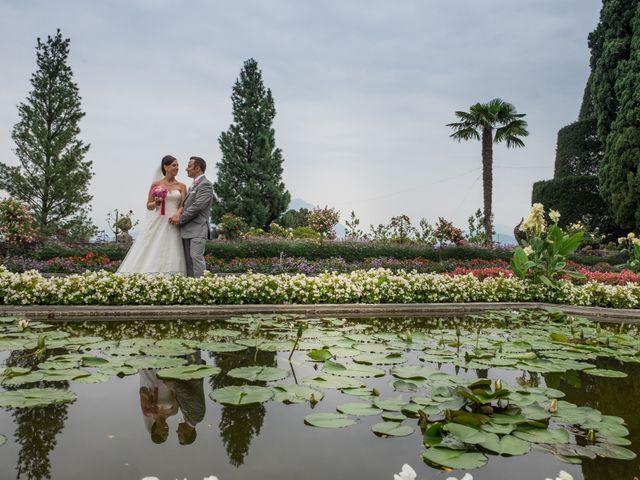 Il matrimonio di Barry e Lynsey a Baveno, Verbania 14