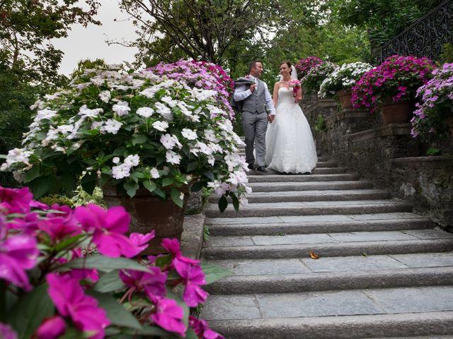 Il matrimonio di Barry e Lynsey a Baveno, Verbania 15