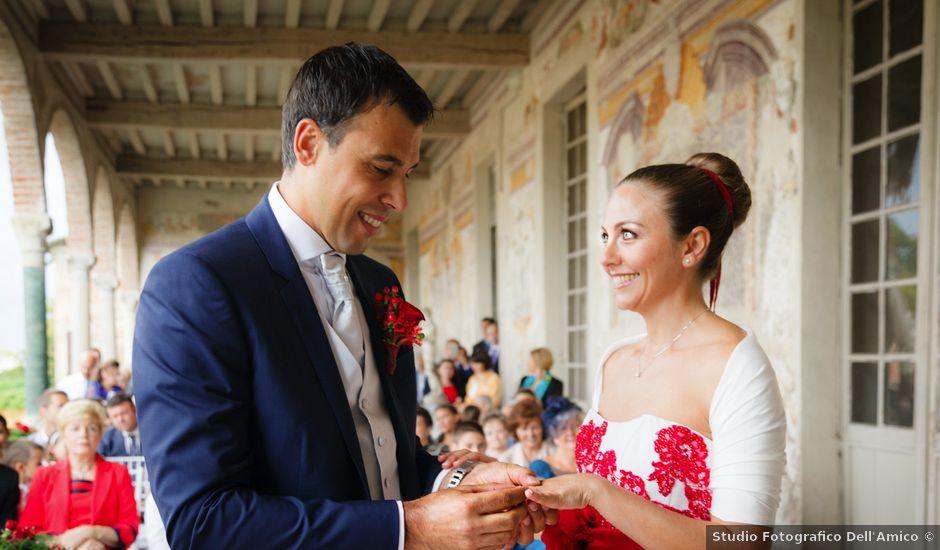 Il matrimonio di Andrea e Irene a Fontanellato, Parma