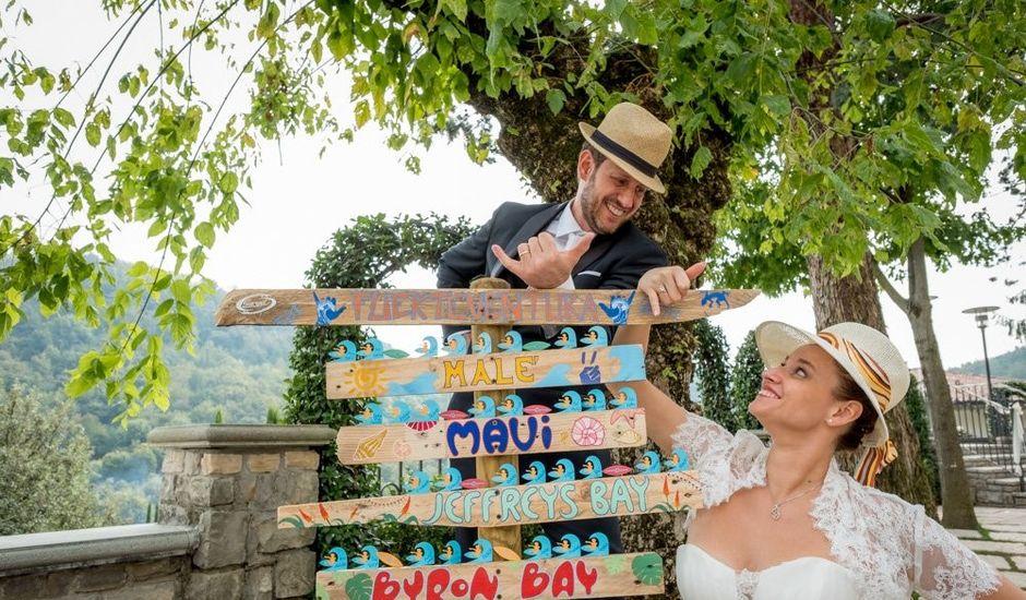 Il matrimonio di Mario e Serena a Bergamo, Bergamo