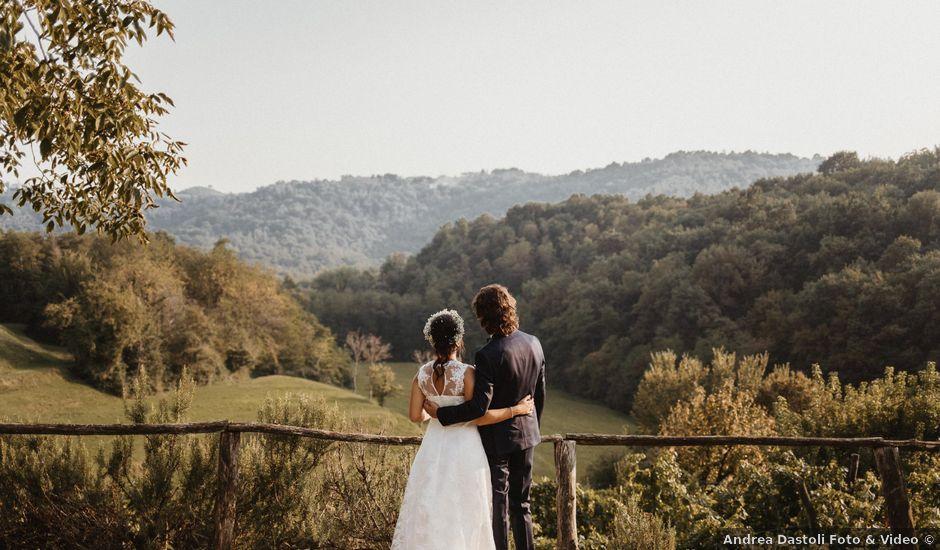 Il matrimonio di Alessio e Margherita a La Valletta Brianza, Lecco
