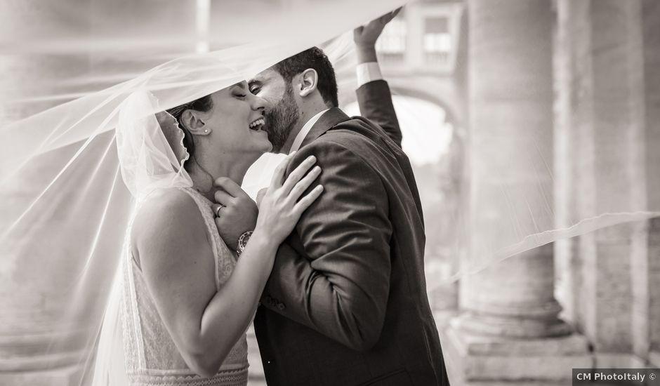 Il matrimonio di Sara e Gaetano a Roma, Roma