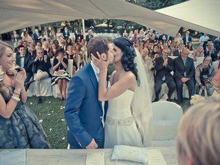 Le nozze di Amina e Luca
