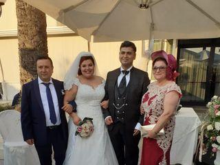 Le nozze di Corina Angela e Sebastiano 3