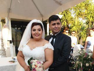 Le nozze di Corina Angela e Sebastiano