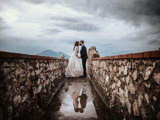 Le nozze di Mariantonia e Stefano