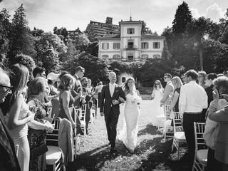 Le nozze di Azadeh e Tobias
