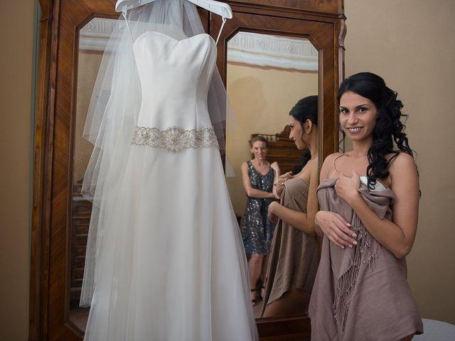 Il matrimonio di Luca e Amina a Coccaglio, Brescia 7