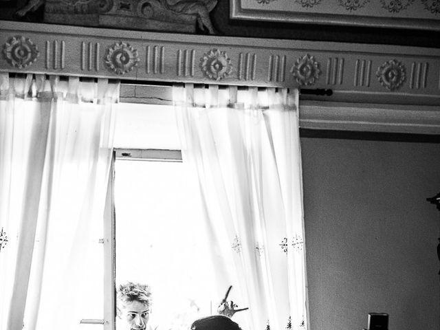 Il matrimonio di Luca e Amina a Coccaglio, Brescia 9