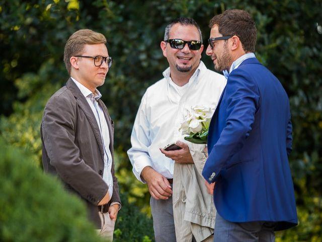 Il matrimonio di Luca e Amina a Coccaglio, Brescia 70