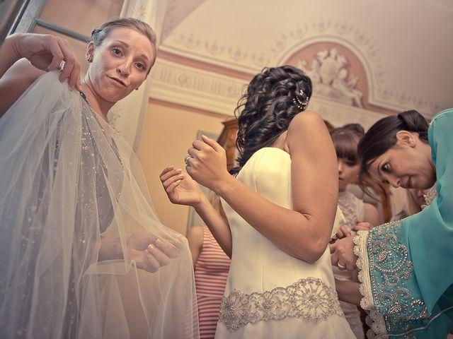 Il matrimonio di Luca e Amina a Coccaglio, Brescia 13