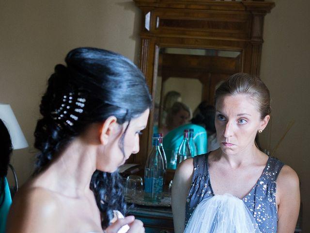Il matrimonio di Luca e Amina a Coccaglio, Brescia 15