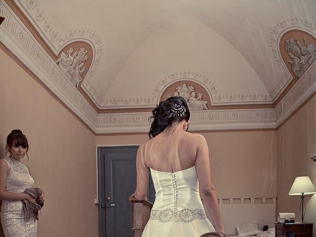 Il matrimonio di Luca e Amina a Coccaglio, Brescia 18