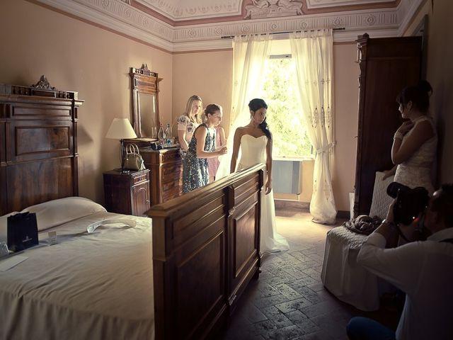 Il matrimonio di Luca e Amina a Coccaglio, Brescia 34