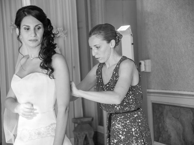 Il matrimonio di Luca e Amina a Coccaglio, Brescia 35
