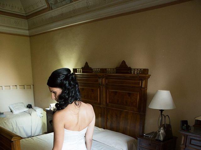 Il matrimonio di Luca e Amina a Coccaglio, Brescia 33