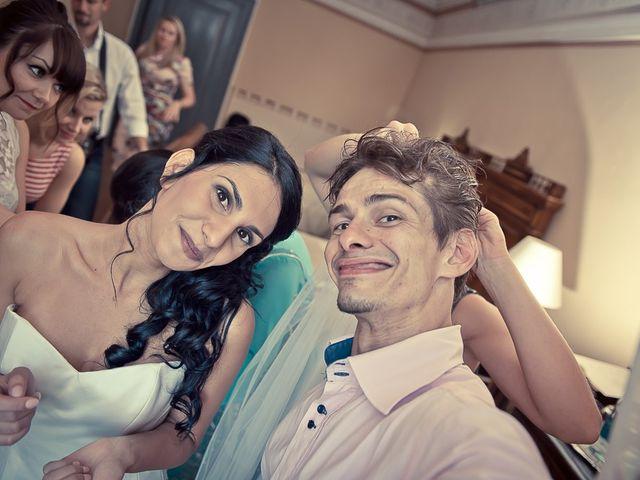 Il matrimonio di Luca e Amina a Coccaglio, Brescia 38