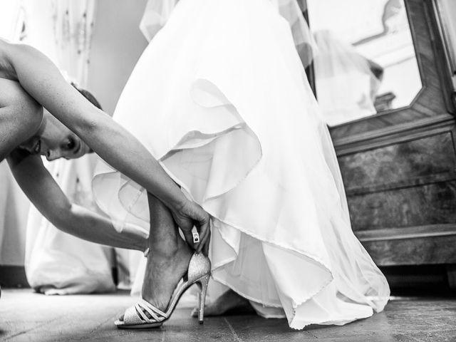 Il matrimonio di Luca e Amina a Coccaglio, Brescia 39