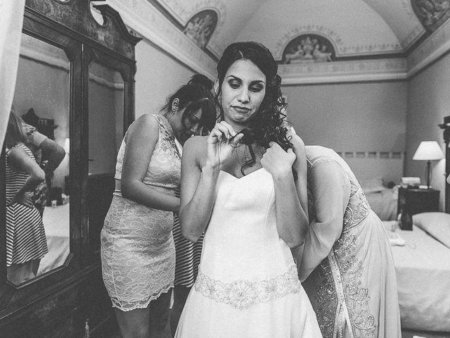Il matrimonio di Luca e Amina a Coccaglio, Brescia 40