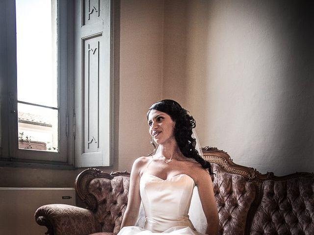 Il matrimonio di Luca e Amina a Coccaglio, Brescia 46