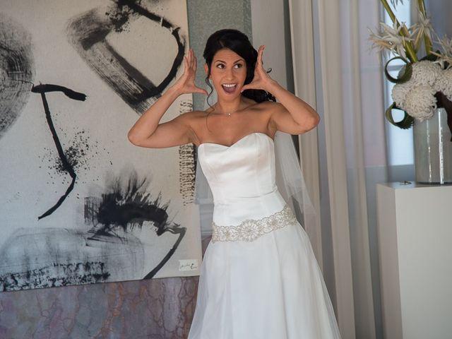 Il matrimonio di Luca e Amina a Coccaglio, Brescia 54