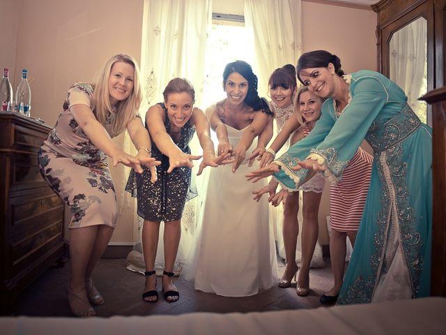 Il matrimonio di Luca e Amina a Coccaglio, Brescia 55