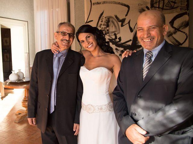 Il matrimonio di Luca e Amina a Coccaglio, Brescia 74