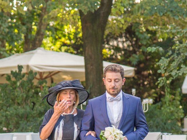 Il matrimonio di Luca e Amina a Coccaglio, Brescia 78