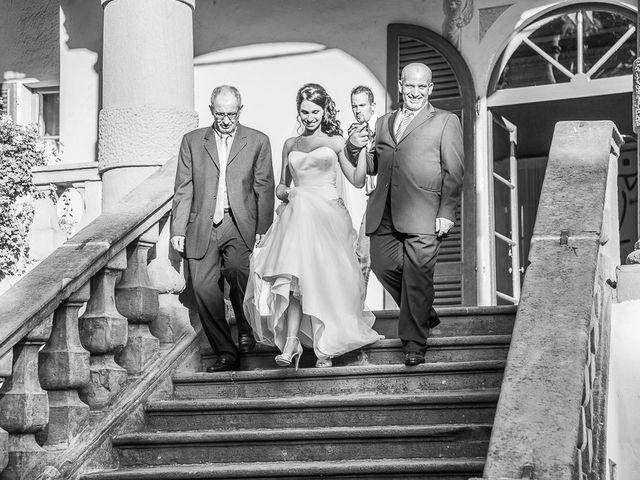 Il matrimonio di Luca e Amina a Coccaglio, Brescia 82
