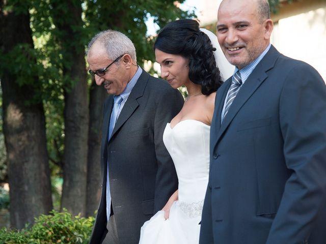 Il matrimonio di Luca e Amina a Coccaglio, Brescia 85