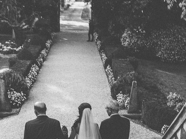 Il matrimonio di Luca e Amina a Coccaglio, Brescia 86