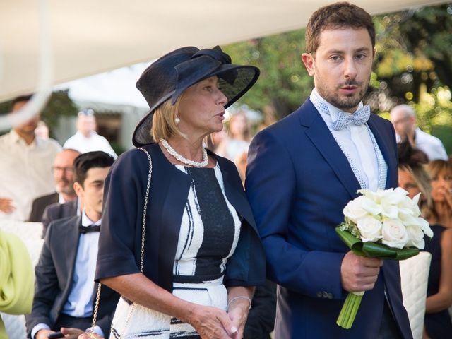 Il matrimonio di Luca e Amina a Coccaglio, Brescia 89