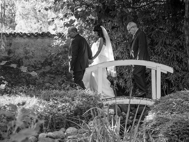 Il matrimonio di Luca e Amina a Coccaglio, Brescia 80
