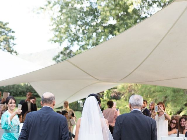 Il matrimonio di Luca e Amina a Coccaglio, Brescia 91
