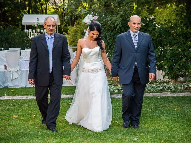 Il matrimonio di Luca e Amina a Coccaglio, Brescia 94