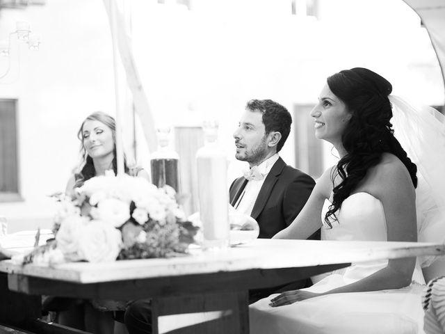 Il matrimonio di Luca e Amina a Coccaglio, Brescia 108