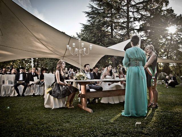 Il matrimonio di Luca e Amina a Coccaglio, Brescia 112