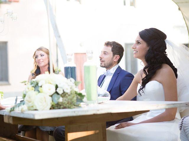 Il matrimonio di Luca e Amina a Coccaglio, Brescia 118