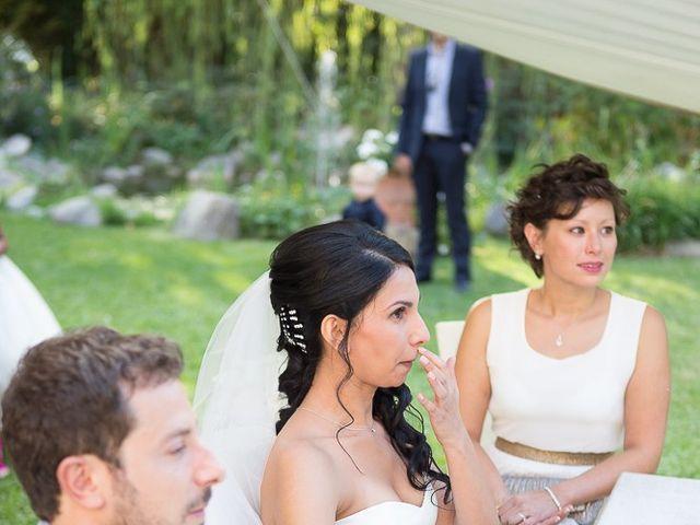 Il matrimonio di Luca e Amina a Coccaglio, Brescia 125