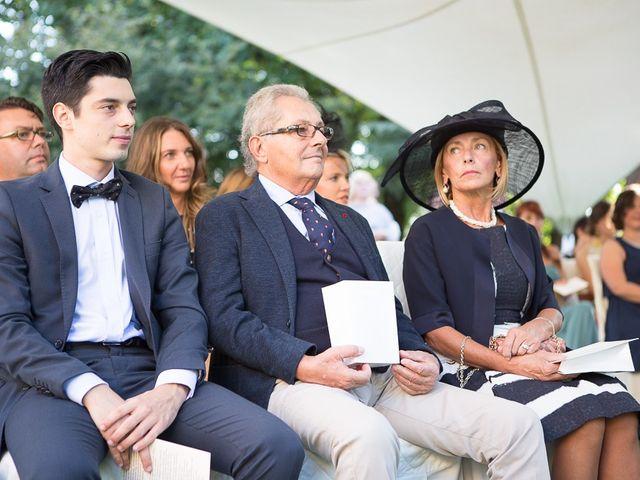Il matrimonio di Luca e Amina a Coccaglio, Brescia 127