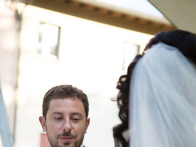 Il matrimonio di Luca e Amina a Coccaglio, Brescia 131