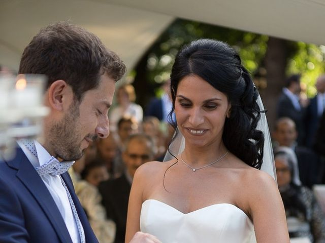 Il matrimonio di Luca e Amina a Coccaglio, Brescia 148