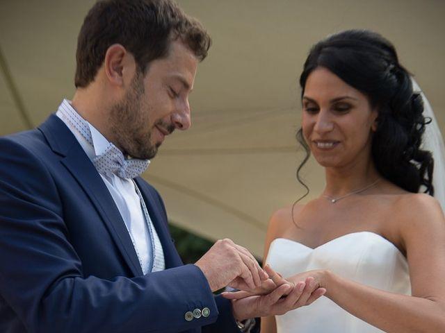Il matrimonio di Luca e Amina a Coccaglio, Brescia 143