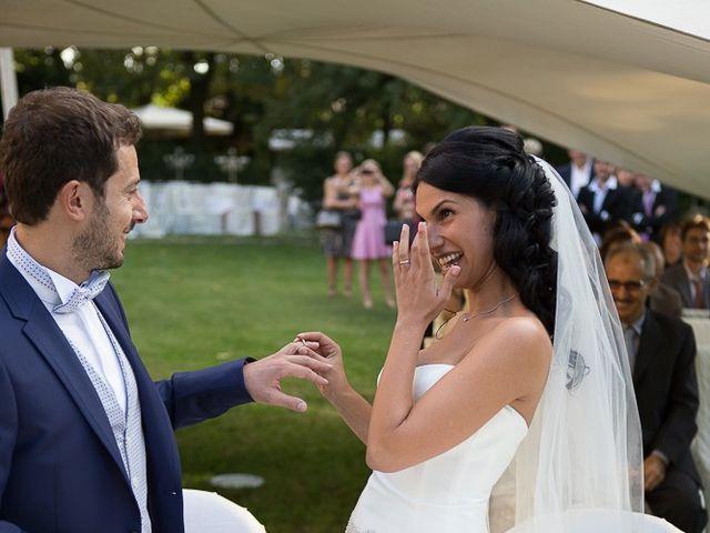 Il matrimonio di Luca e Amina a Coccaglio, Brescia 149